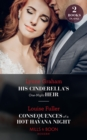 His Cinderella's One-Night Heir / Consequences Of A Hot Havana Night: His Cinderella's One-Night Heir / Consequences of a Hot Havana Night (Mills & Boon Modern) - eBook