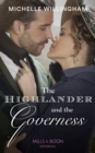 The Highlander And The Governess - eBook