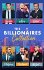The Billionaires Collection (Mills & Boon e-Book Collections) - eBook
