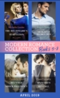 Modern Romance April 2019 Books 5-8: Spaniard's Baby of Revenge / Reunited by a Shock Pregnancy / The Sicilian's Secret Son / The Billionaire's Virgin Temptation - eBook