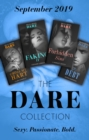 The Dare Collection September 2019: The Debt (The Billionaires Club) / Faking It / Cross My Hart / Forbidden Sins - eBook