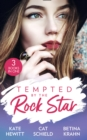 Tempted By The Rock Star: In the Heat of the Spotlight (The Bryants: Powerful & Proud) / Little Secret, Red Hot Scandal (Las Vegas Nights) / The Downfall of a Good Girl (Mills & Boon M&B) - eBook