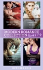 Modern Romance October 2019 Books 1-4: The Sicilian's Surprise Love-Child (One Night With Consequences) / Cinderella's Scandalous Secret / A Passionate Reunion in Fiji / Claiming My Bride of Convenien - eBook