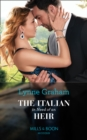 The Italian In Need Of An Heir (Mills & Boon Modern) (Cinderella Brides for Billionaires, Book 2) - eBook