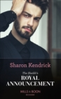The Sheikh's Royal Announcement (Mills & Boon Modern) - eBook