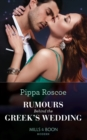 Rumours Behind The Greek's Wedding (Mills & Boon Modern) - eBook