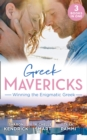 Greek Mavericks: Winning The Enigmatic Greek: The Pregnant Kavakos Bride / The Greek's Pregnant Bride / Bought for Her Innocence - eBook