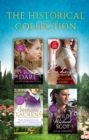 The Historical Collection: The Wallflower Wager / Dare To Love A Duke / The Pursuits Of Lord Kit Cavanaugh / Wild Wicked Scot (Mills & Boon e-Book Collections) - eBook