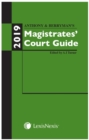 Anthony and Berryman's Magistrates' Court Guide 2019 - Book