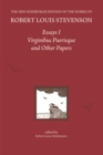 Essays I : Virginibus Puerisque and Other Papers - eBook