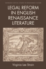 Legal Reform in English Renaissance Literature - Book