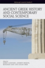 Ancient Greek History and Contemporary Social Science - Book