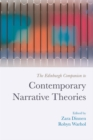 The Edinburgh Companion to Contemporary Narrative Theories - Book