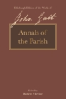Annals of the Parish - Book