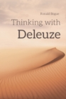 Thinking with Deleuze - Book