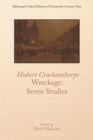 Hubert Crackanthorpe, Wreckage: Seven Studies - Book
