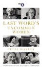 Last Word's Uncommon Women - Book
