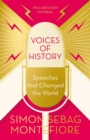 Voices of History : Speeches that Changed the World - eBook