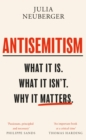 Antisemitism : What It Is. What It Isn't. Why It Matters - eBook