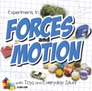 Experiments in Forces and Motion with Toys and Everyday Stuff - Book