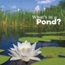 What's in a Pond? - Book