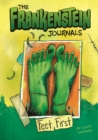 The Frankenstein Journals: Feet First - Book