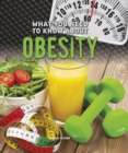 What You Need to Know About Obesity - Book