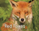 Red Foxes - Book