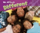 We All Look Different - Book
