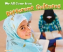 We All Come from Different Cultures - Book