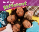 We All Look Different - eBook