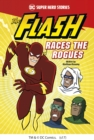 The Flash Races the Rogues - Book