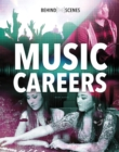 Behind-the-Scenes Music Careers - Book