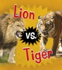 Lion vs. Tiger - Book