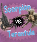 Scorpion vs. Tarantula - Book