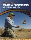 Saving Endangered Animals - Book