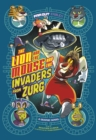 The Lion and the Mouse and the Invaders from Zurg : A Graphic Novel - Book