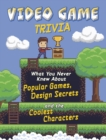 Video Game Trivia - eBook
