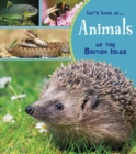 Animals of the British Isles - Book