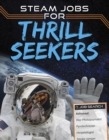 STEAM Jobs for Thrill Seekers - Book
