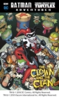 The Clown and the Clan - Book