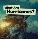 What Are Hurricanes? - Book