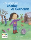 Lea and Dad Make A Garden - eBook