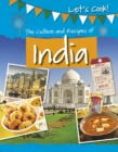 The Culture and Recipes of India - Book