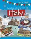 The Culture and Recipes of Italy - Book