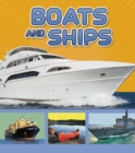 Boats and Ships - eBook