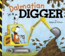Dalmatian in a Digger - Book