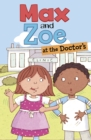 Max and Zoe at the Doctor's - Book