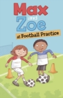 Max and Zoe at Football Practice - Book