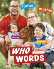 Who Words - Book
